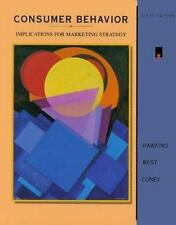 Consumer Behavior: Implications for Marketing Strategy (Mcgraw HillIrw-ExLibrary