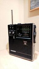 SONY CAPTAIN 55; ICF-5500M; FM/AM 4 Band-Reciever, Weltempfänger (773)