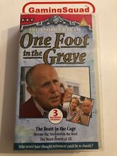 One Foot In The Grave - The Beast In The Cage (VHS/H, 1993)