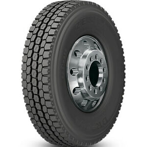 Tire Zenna DR-750 225/70R19.5 Load G 14 Ply Drive Commercial