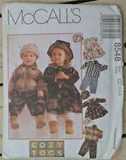 McCall 's Toddler Unisex Sewing Patterns