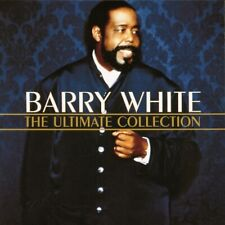 Barry White-The Ultimate Collection - CD Mercury NEW