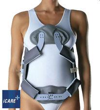 Back Grey Orthotics, Braces & Orthopaedic Sleeves