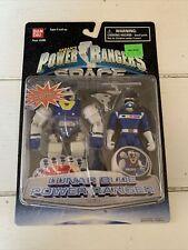 Bandai Power Rangers In Space Lunar Blue Power Ranger