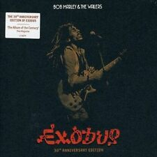 CD ~ Bob Marley & the Wailers -  Exodus [30th Anniversary Remaster]  - NM