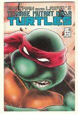 TEENAGE MUTANT NINJA TURTLES #5 (2nd Print) FN Mirage Comics 1987 TMNT