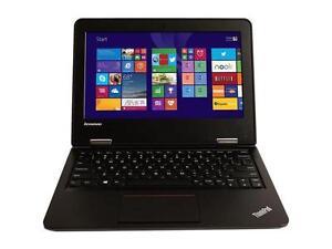 Lenovo ThinkPad Yoga 11e A4-6210 4GB 500GB BT4 802.11ac 11.6/W7P 20EDS00100 NEW
