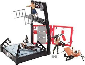 WWE Wrekkin Performance Centre Playset