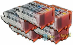 25 Compatible Pixma PGI-5 CLI-8 Ink Cartridge PGI5 CLI8