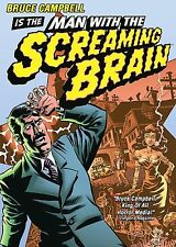 Man With The Screaming Brain (DVD, 2005) [NEW]