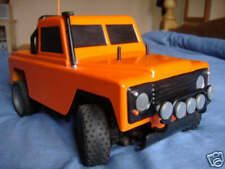 LAND ROVER XC 1:10 scale Kamtec body shell  ABS 089