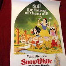 Snow White And The Seven Dwarfs Poster Still The Fairest Of Them All 2 X 3