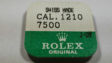 7500 New! - watch part Rolex Factory Sealed MainSpring 1210