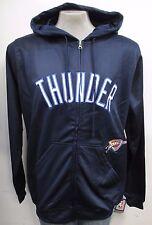 Oklahoma City Thunder Men Big & Tall MT-5XL Full-Zip Hoodie NBA Majestic A8TRM