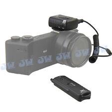 JJC II Wireless Shutter Release For SIGMA DP1 DP2 DP3 Quattro Camera as CR-31