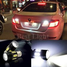 2x 1156  P21W Canbus LED Light  Rear Reverse Bulb For BMW 3 SERIES E30 E36 E46