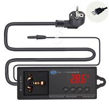 Temperature controller Thermometer regulator Aquarium Pool Dual Heater & Cooler