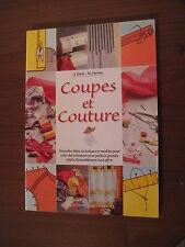 Livre Coupes et Couture vétements objets
