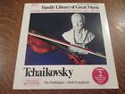 33 tours tchaikovsky symphony n° 6 in b minor pathetique op. 74