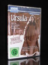 DVD URSULA - DDR TV-ARCHIV - DER SKANDALFILM von 1978 *** NEU ***