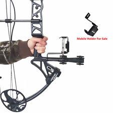 Compound Bow Smartphone Mount Camera Mobilephone Holder PSE HOYT Archery Hunting