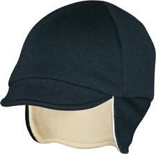 Pace Sportswear Reversable Merino Wool Cap: Eggshell/Black