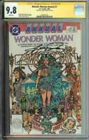 Wonder Woman Annual #1 SS CGC 9.8 Auto George Perez Signed