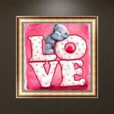 DIY 5d Diamond Painting Embroidery Flower Cross Crafts Stitch Kit Home Decor