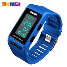 SKMEI Fashion Digital Watch Men Women Sports Watches Pedometer Calories 1363 04