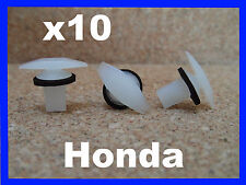 10 HONDA CIVIC weatherstrip door card panel weather strip fastener clip