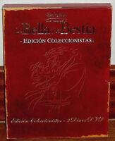 LA BELLA Y LA BESTIA EDICION COLECCIONISTA DISNEY 2 DISCOS DVD COMO NUEVO R2