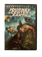 Journey to the Center of the Earth (DVD, 2008, Canadian, English/French)