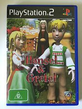 hansel & gretel ps2 playstation 2 game