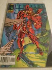 Iron Man #1 Nov 96 November 1996