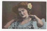 Actress Sylvia Elsie Vintage Postcard 833b