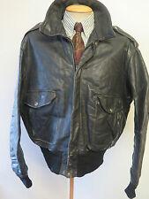 Schott NYC Leather Zip Bomber, Harrington Men's Coats & Jackets