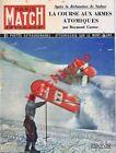 Paris Match n°135 du 20/10/1951 Patachou Mont-Blanc aviation Iran Turquie
