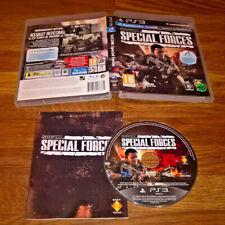 Socom Spécial Forces VF 1er édition [Complet]  PS3