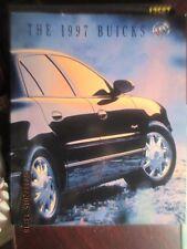 1996 Buick Dealer Sales-Showroom Brochure LeSabre, Riviera, Park Avenue, Regal