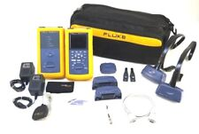 Fluke Dsp 4300 Digital Cable Analyzer And Dsp 4300sr Amp Accessories