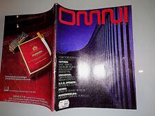 RIVISTA SCIENZA / FANTASCIENZA OMNI - OTTOBRE 1978 -  FOTO SOMMARIO 3/18