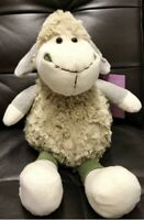 """Soft Sheep Stuffed Animal Plush Toy Doll 11"""" Brand New with Tag"""