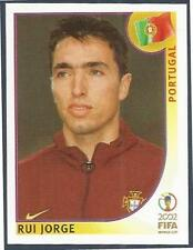 PANINI KOREA/JAPAN WORLD CUP 2002- #302-PORTUGAL-RUI JORGE