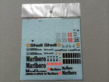 Full Decal for Tamiya 1/20 McLaren Honda MP4/4 A. Senna Tobacco F1
