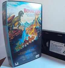 The   Land   Before   Time   VHS   Video