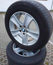 4 BMW X5 E70 F15 E53 255 / 55 R18 18 Zoll Alufelgen Continental Sommerreifen