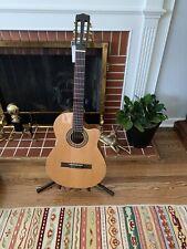La Patrie Concert Cw Natural Classical Guitar (New)