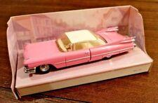 Matchbox Dinky 1959 Cadillac Coupe De Ville 1:43 Pink Die Cast Car DY007/C