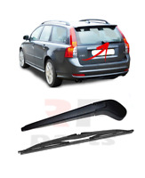 FOR VOLVO V50 ESTATE 2004 - 2012 NEW REAR WIPER ARM WITH 350 MM BLADE