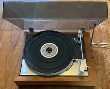 Vintage Goldring Lenco GL72 Stereo Transcription Turntable NOT FULLY TESTED
